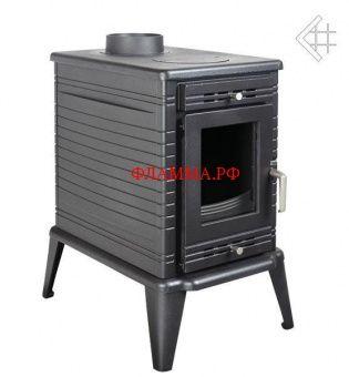 Чугунная печь KOZA/K10 (ТЕРМОСТАТ) KRATKI (Польша) на печном складе ФЛАММА  по цене 65000.00 RUB    ПЕЧЬ KOZA/K10 (ТЕРМОСТАТ)     Koza/K10 (термостат) выполнена польской фирмой kratki. Имеет высокую мощность (14кВт) и может быть рекомендована в качестве надежного отопительного прибора для загородной дачи или дома. Материалы изготовления - котловая сталь, чугун и стеклокерамика с высоким порогом термической устойчивости. Печь имеет небольшой вес и не требует дополнительного фундамента…