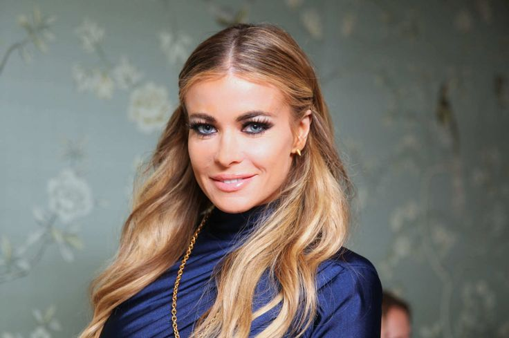 Carmen Electra on how drinking water changed her life