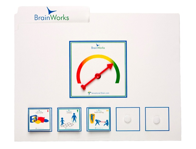 What is a Sensory Diet? A sensory diet is the strategic use of sensory activities. BrainWorks simplifies the process of creating sensory diets and teaches self-modulation through its use.