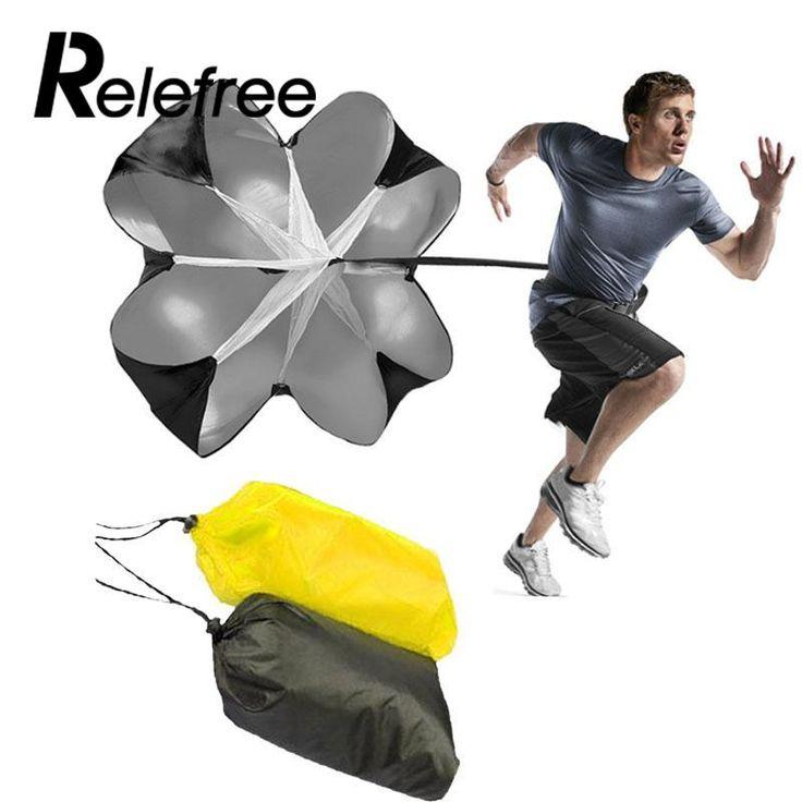 Relefree Adjust Speed Training Resistance Parachute Power Running Parachute Umbrella Outdoor Exercise Tool Speed Equipment