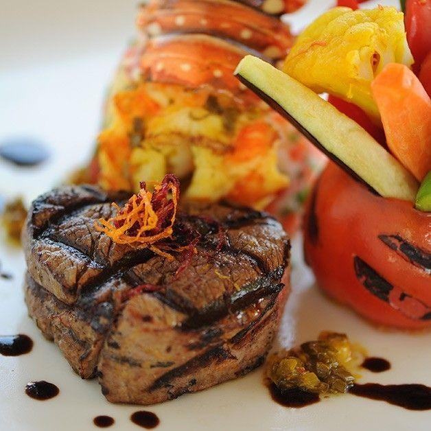 Lunch and Dinner Menus at Grand Old House Water Front Restaurant in Grand Cayman Islands