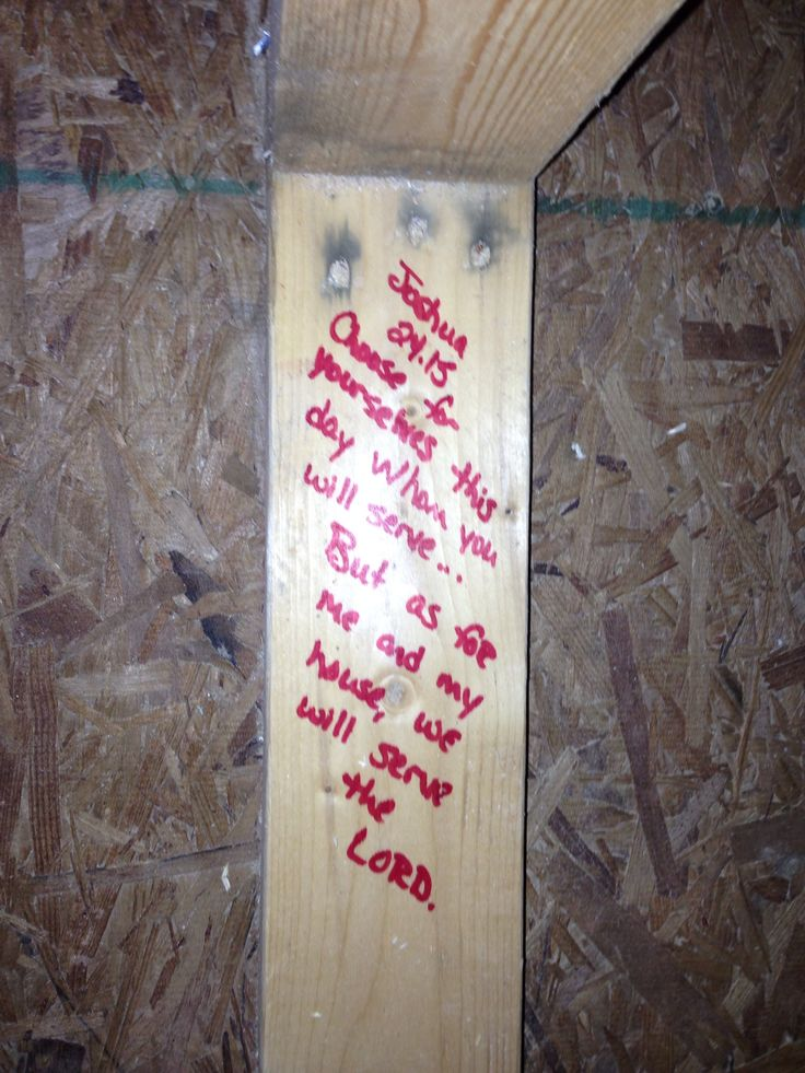 Bible Verses For New Home Construction