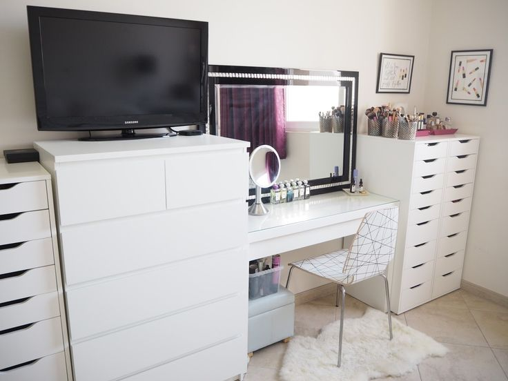 Best 25 Malm Dressing Table Ideas On Pinterest
