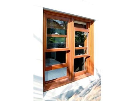 Timber Double Hung Windows | Timber Windows | Stegbar Windows