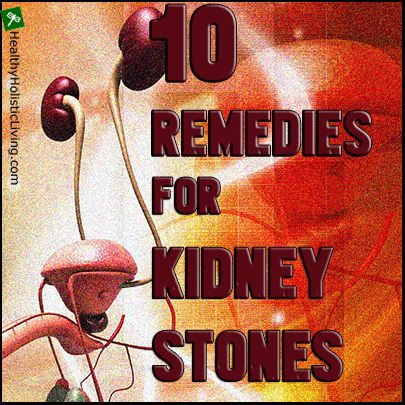 Learn how to heal your kidney stones naturally and prevent them from ever forming again