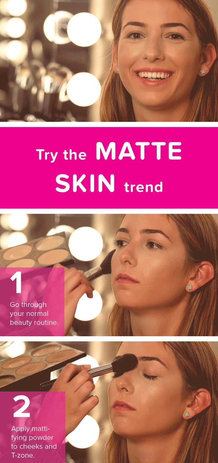 Get glam like Sofia Vergara with this matte makeup