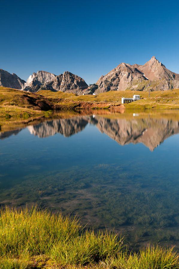 Lake Kastel - Piedmont, Italy ©Fabio Montalto | 500px.com | #Piemonte #Italia #Piemont #Italien
