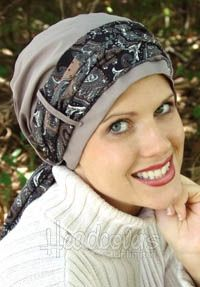 turbans - cancer patients, chemotherapy