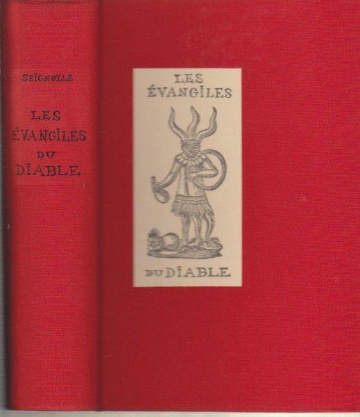 Les evangiles du diable  (Livre)  ~ Seignolle Claude - G.P Maisonneuve & Larose-
