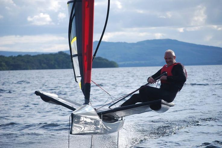SailingFast Waszp Scottish Championship