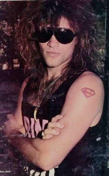 Jon Bon Jovi. Hardass.
