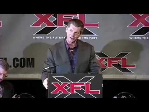 ESPN's '30 for 30' on the XFL Details When the Lines Blurred Between Football & Wrestling | Highsnobiety