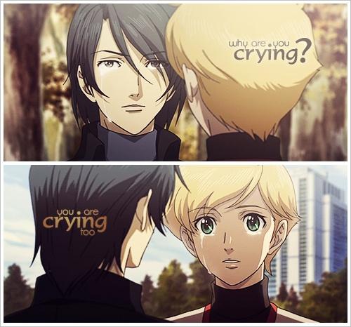 I'm crying too - Toward the Terra