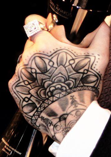Zayn Malik's tattoo