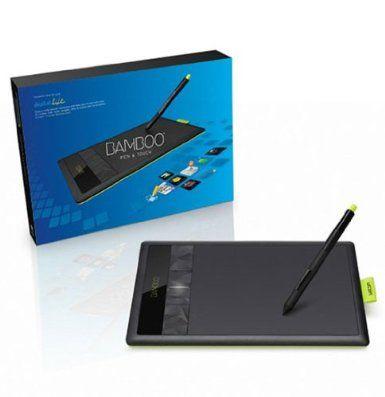 Wacom Bamboo Pen & Touch CTH-470K Tablette graphique USB: Amazon.fr: Informatique