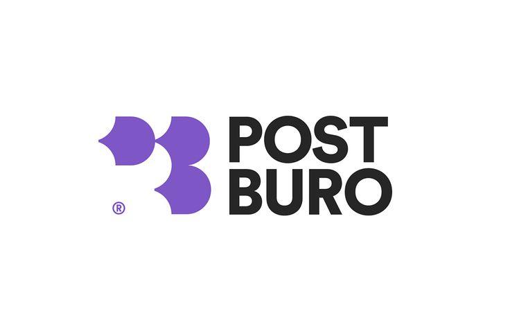 POSTBURO — Brand identity #FB_Agency #Brand #Identity #Design #Logo #Postage #Purple #Айдентика #Лого