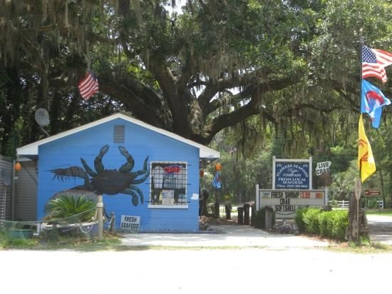 Flowers Seafood Company, Edisto Island - Reviews & Photos - TripAdvisor Highway 172 Edisto Island, SC Take out only.