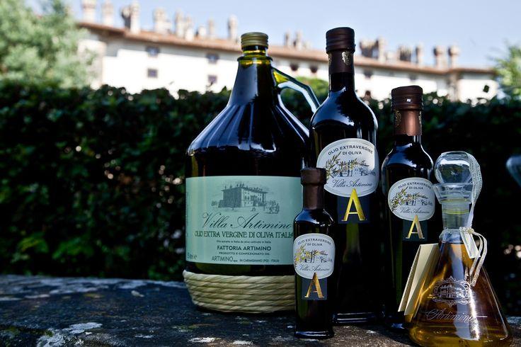 Olio EVO di Artimino-Carmignano-Toscana