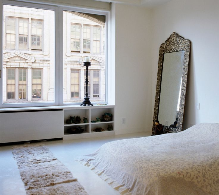 25+ beste ideeën over spiegel im schlafzimmer op pinterest, Schlafzimmer ideen