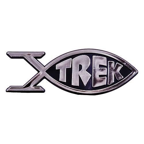 Star Trek Roddenberry Trek Fish Emblem