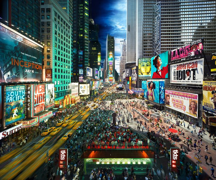 Times Square, NYC -