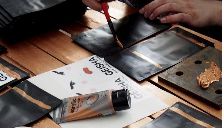 Kunst, Verpakking, Design, Packaging Design, Pakket
