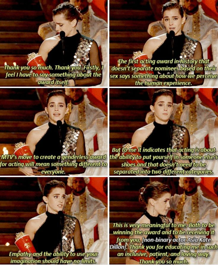Awesome Movie actors 2017: Emma Watson accepts Best Actor in a movie - MTV Movie Awards 2017... Emma Watson Check more at http://kinoman.top/pin/42992/