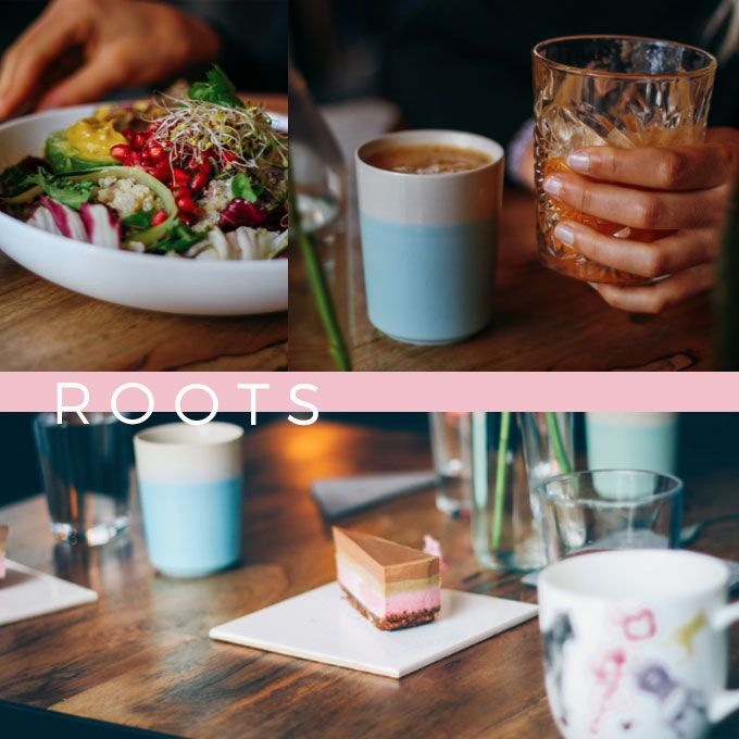 Best vegan restaurant in Helsinki: Roots Helsinki <3