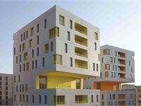 Horizon Sud - A contemporary and graphic solution - Evry, France - 2012 - Beckmann-N'Thépé