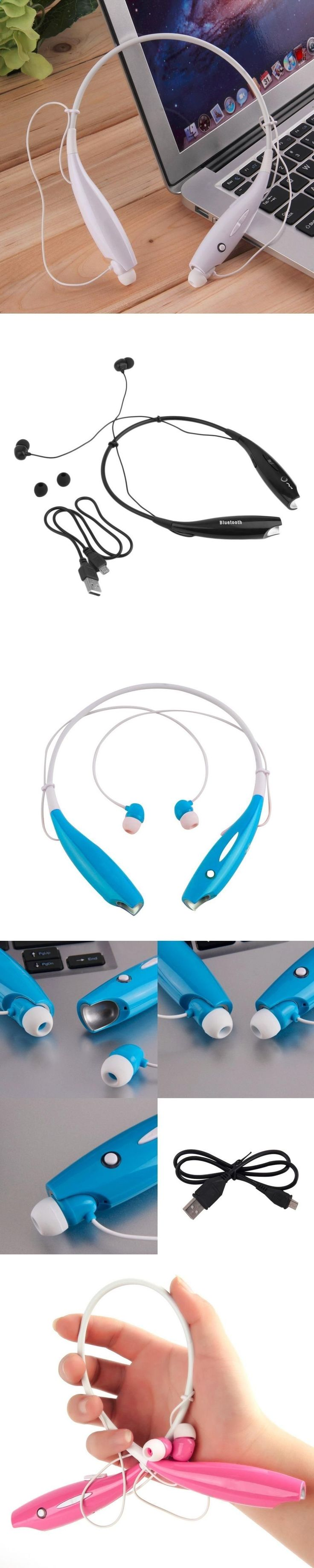 Sports Headphones - Sports Headphones - ONLENY Wireless Neckband Bluetooth Headset HV800 Sports headphone Earphone Stereo Earbuds Earpiece With Microphone For Phone - If you usually go out to run, walk or any other sport in which you usually carry music to accompany or motivate you, we have selected 13 models of sports headphones that we consider among the best in the market for different aspects, from comfort to use to design, sound quality or value for money, so that you find variety...