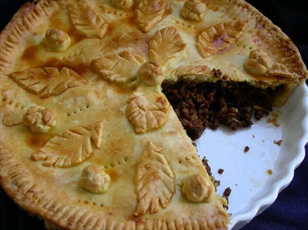 Australian Meat Pie.  This is southern...as in the southern hemisphere, amirite?