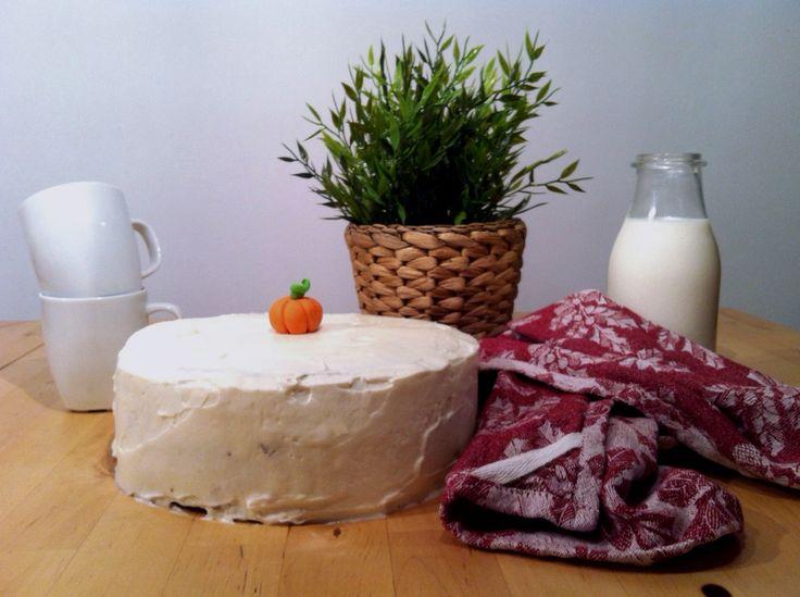 Receta de tarta de calabaza fácil