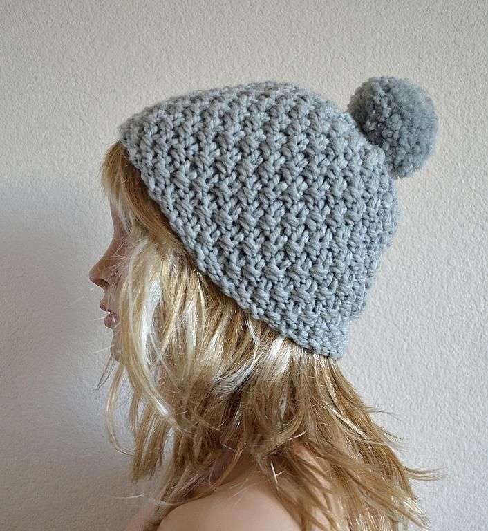 Pom Pom Yarn Knitting Patterns : 17 Best images about Things to Wear on Pinterest Yarns, Ravelry and Infinit...