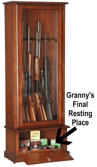 25+ unique Gun cabinet plans ideas on Pinterest   Gun ...