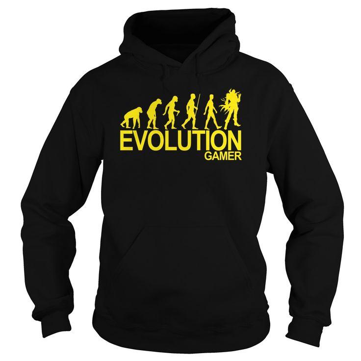 Evolution Of Gamer T-Shirt