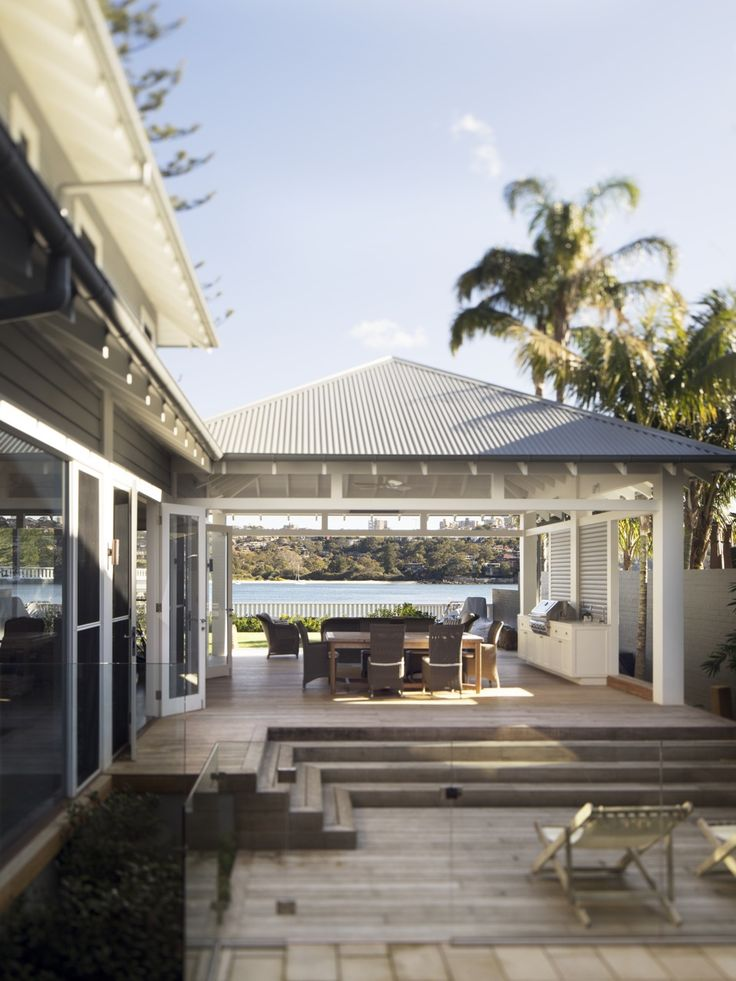 Clontarf Beach House « WALTER BARDA DESIGN