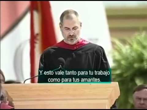 Discurso de Steve Jobs en Stanford (subtítulos)