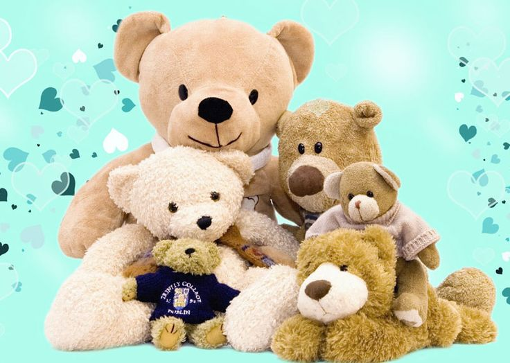 #Valentine #teddyday gift ideas according to your partner's mood