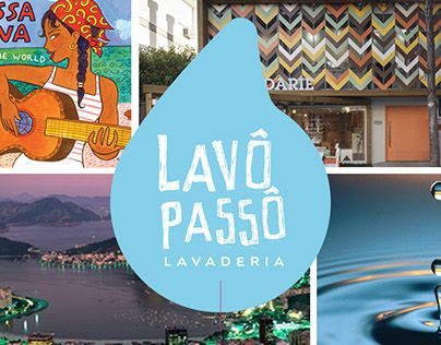 "Check out new work on my @Behance portfolio: ""Branding Lavô Passô"" http://be.net/gallery/45879517/Branding-Lavo-Passo"