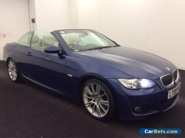 bmw 330d m sport convertible fully loaded spec #bmw #convertible #forsale #unitedkingdom