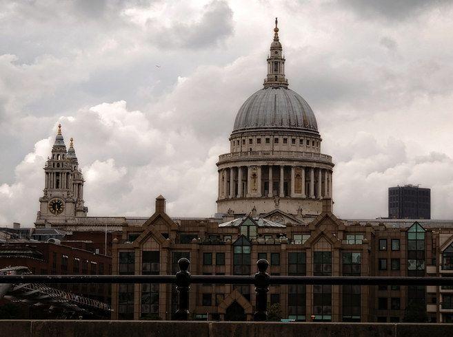 Espresso Bar Balcony, Tate Modern   17 Magical Spots To Escape To In London