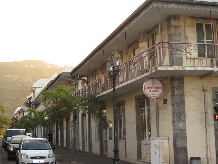 Saint-Denis, Reunion Island, France