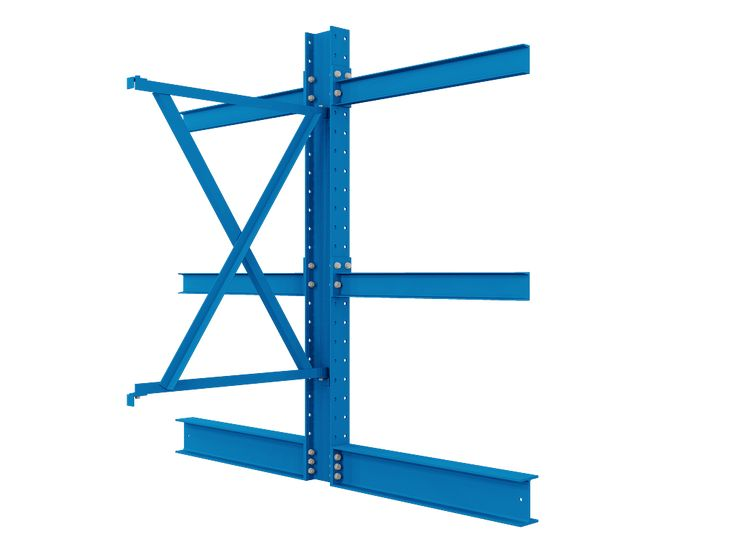 Cantilever Rack Super-Heavy Duty Double Sided Adder Kit 10′ to 12′