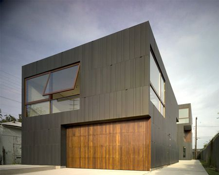 Zinc cladding & roofing