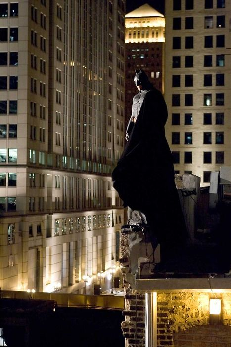 The start of the best, most creative batman story ever told!