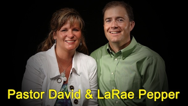 Pastors David And LaRae Pepper  WASILLA CAMPUS~~~~~ CHURCH ON THE ROCKThe Rock