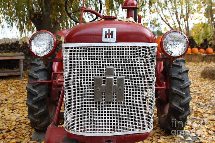 73 best farmall images on pinterest farmall tractors for International harvester decor