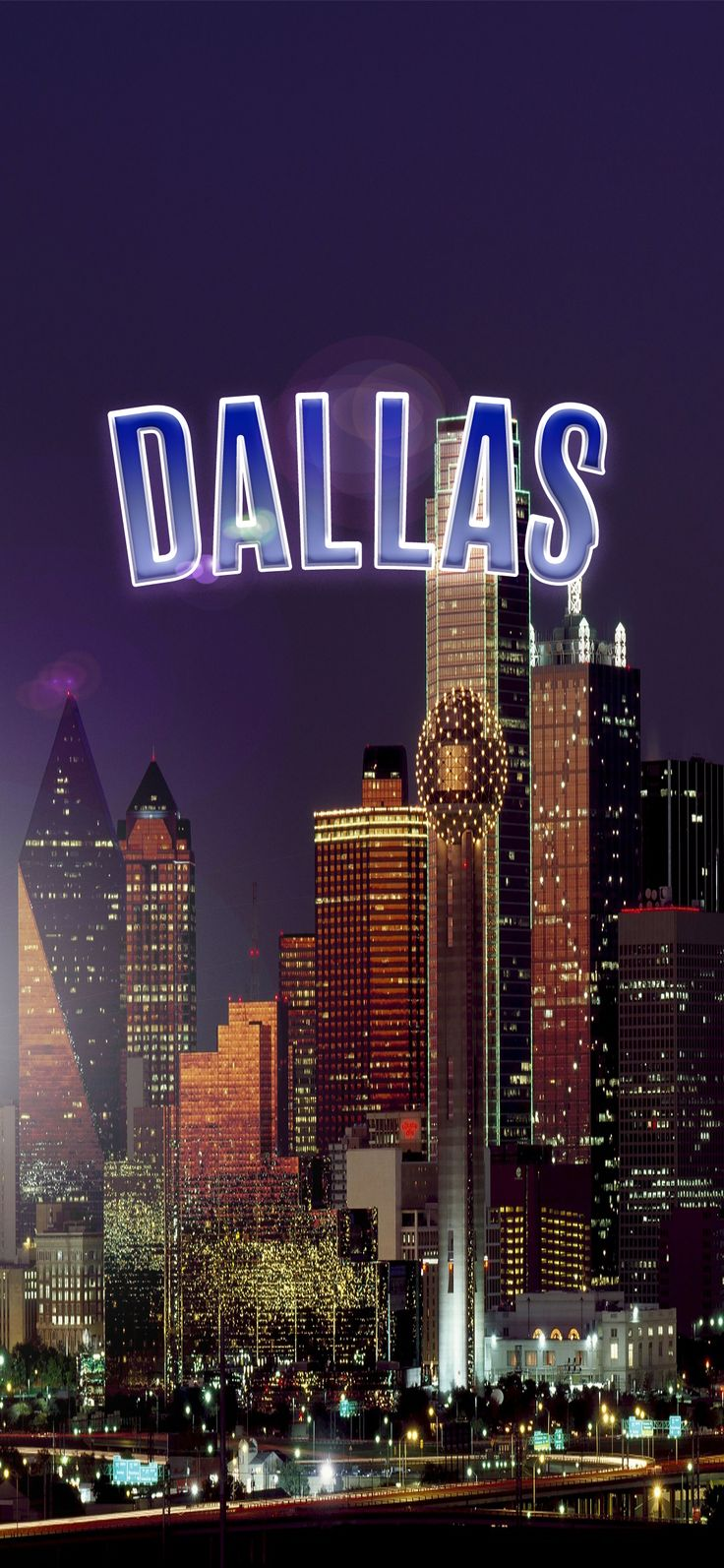 Dallas IPhone Wallpaper in 2020 Design, Iphone wallpaper
