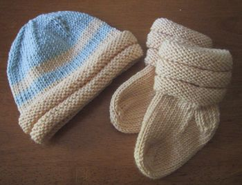 Ravelry: Baby Life Ring Socks pattern by Cat Bordhi