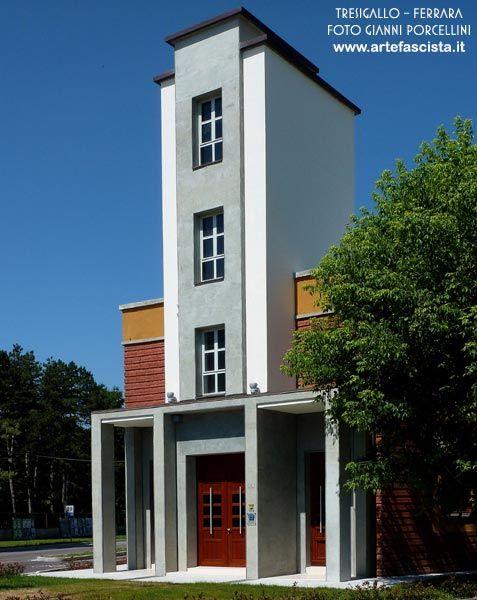 INDEX FASCISMO - ARCHITETTU